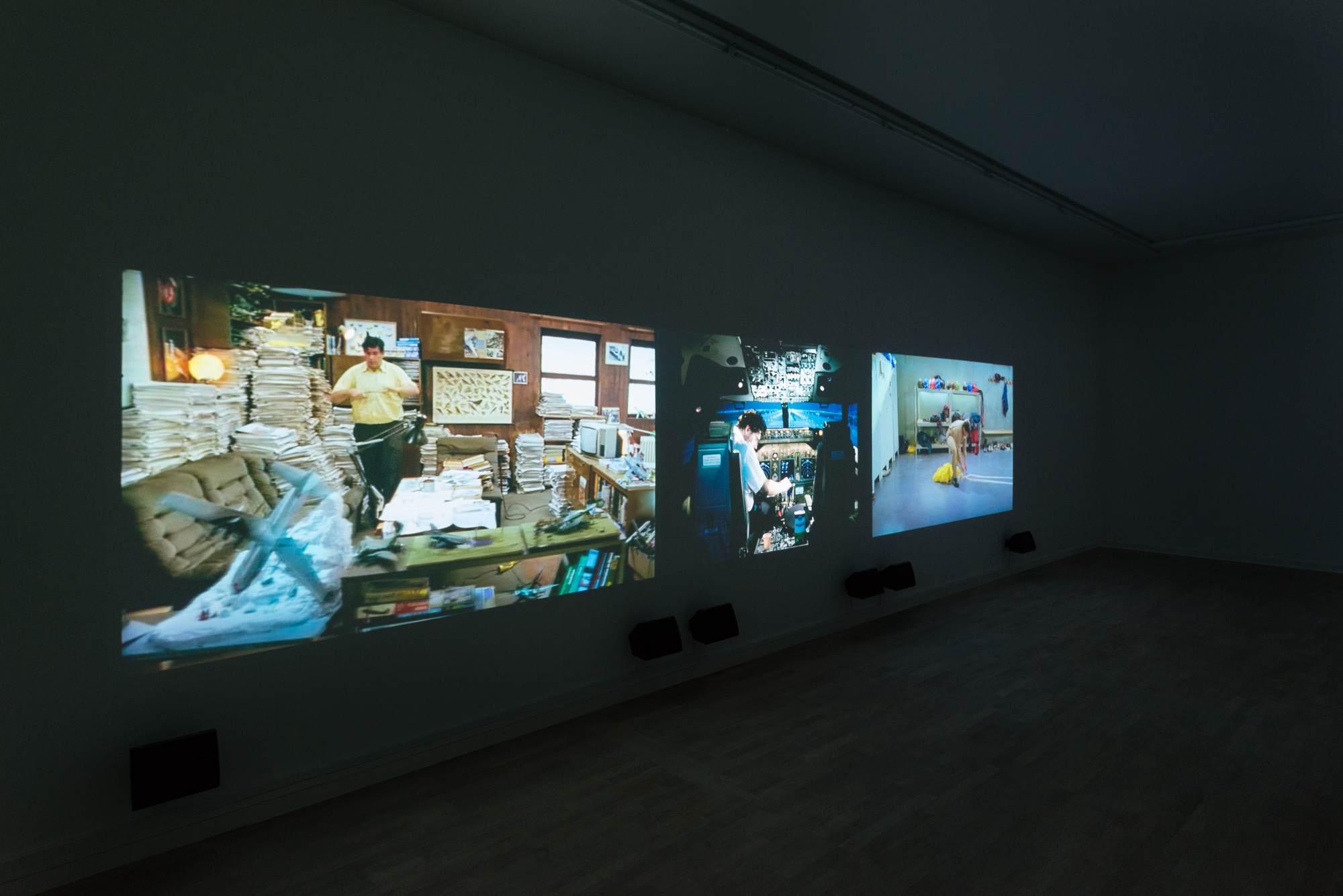 insitu collective Corridor 3: Valdemar Daa