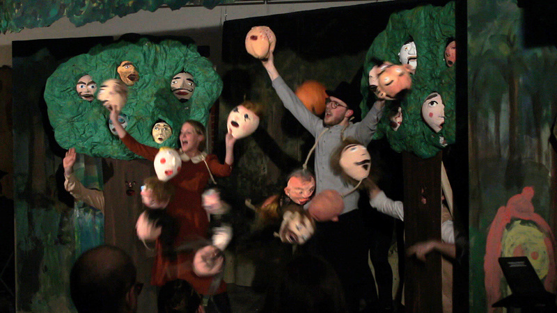 insitu collective Framework 5: O.K. – The Musical